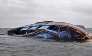 Father, mother and son missing as two boats collide in Badagry